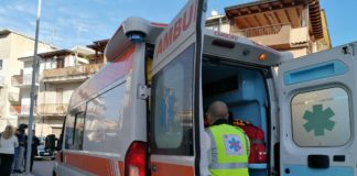 Ambulanza 118 capo d'orlando