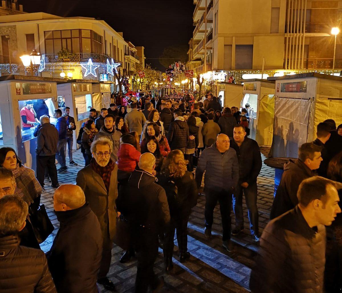 "Cala il sipario sul ""Barcellona Christmas Street Food"","