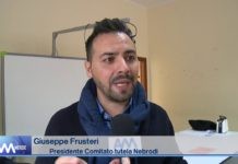 Giuseppe Frusteri, Presidente Comitato Tutela Nebrodi