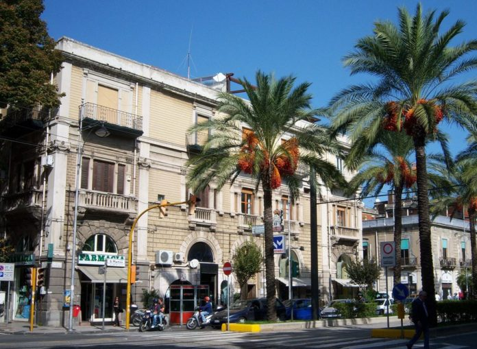 Viale San Martino furto