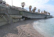 Quel che resta della spiaggia