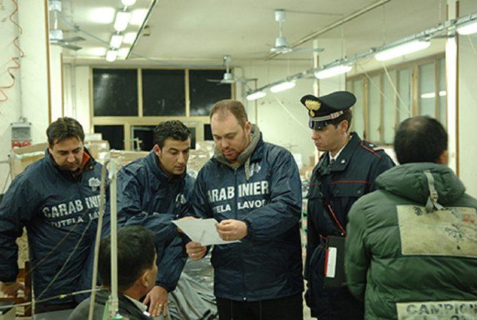 Lavoro in nero controlli a messina e provincia 9 datori for Volantino despar messina e provincia