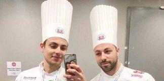 petrelli e fazio campionati di cucina italiana