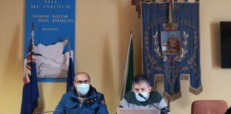 Franco Ingrillì e Carmelo Galipò
