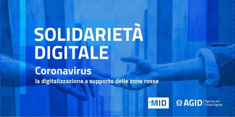 Solidarietà digitale per combattere il Coronavirus: tutti i servizi gratuiti