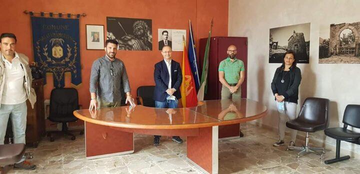 Galati Mamertino, visita del neo Presidente del Parco dei