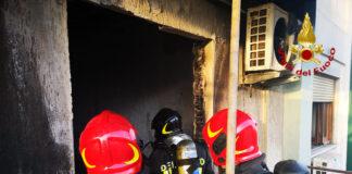 vigili del fuoco palermo